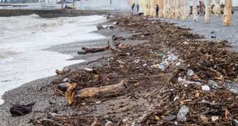 Пік підтоплення в Ялті минув, але кількість зниклих безвісти й постраждалих зросла