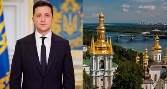 В это время мы чувствуем большой духовный подъем, – Зеленский поздравил украинцев с Троицей