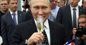 Путін торкнувся Байдена й подобрішав