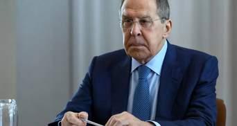 Лавров хочет уговорить ОБСЕ заставить Украину вести прямые переговоры с боевиками