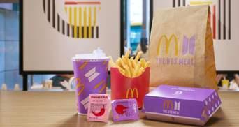 Мережа McDonald's випустила 2 нові колекції BTS: як придбати товар