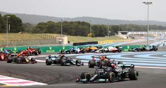 Ферстаппен вирвав у Хемілтона перемогу на драматичному гран-прі Франції, ганебний провал Ferrari