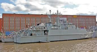 ВМС Украины получат 2 тральщика от Великобритании