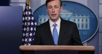 """США продовжать вводити санкції проти """"Північного потоку-2"""", – радник Байдена"""