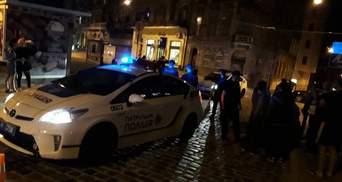 Во Львове Jeep протаранил авто полиции, сопровождавшее младенца в больницу: пострадали 5 человек