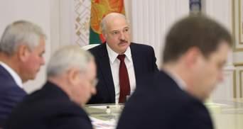 Члены семьи Лукашенко в списке: ЕС ввел 4 пакет санкций против Беларуси