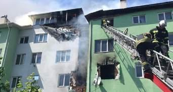 Под Киевом прогремел взрыв в многоэтажке: вспыхнул пожар, есть пострадавшие – видео, фото