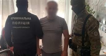 Украли более миллиона гривен наличности: на Киевщине задержали дуэт серийных воров – фото