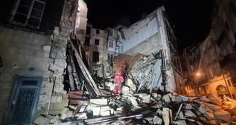 В исторической части французского Бордо обвалились сразу 2 дома: есть пострадавшие