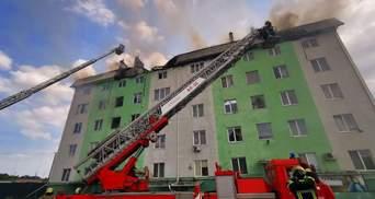Взрыв в многоэтажке под Киевом: спасатели нашли тело жертвы