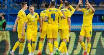 В России поставили почти 1 миллион на победу Украины против Австрии