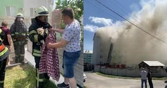 Создали оперативный штаб: подробности взрыва в многоэтажке под Киевом