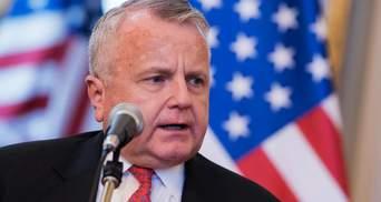 Гораздо позже, но вернется: посол США отправится в Москву после скандала с Путиным-убийцей