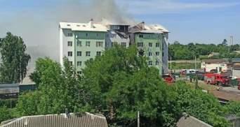 Газовий котел або вибуховий пристрій: ймовірні причини вибуху та пожежі будинку в Білогородці