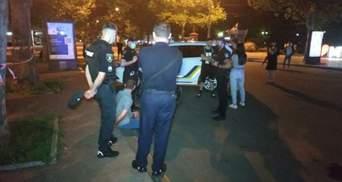 Бійка та стрілянина у центрі Миколаєва: поліція розповіла про учасників сутички
