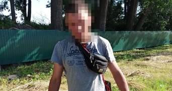 Моторошне видовище: біля Львова чоловік вбив собаку і склав рештки в пакет – фото