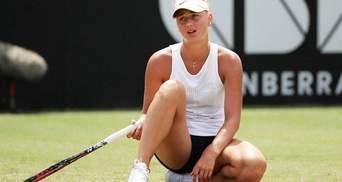 Марта Костюк зачехлила ракетку в первом круге турнира в Истборне после 2 часов битвы