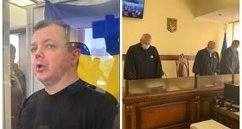 Апелляция оставила Семенченко под стражей