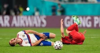 """Суддя несправедливо """"намалював"""" Росії пенальті, – футбольний оглядач про матч з Данією"""