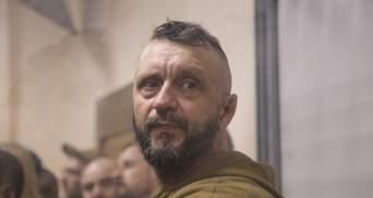Суд продовжив домашній арешт Андрія Антоненка