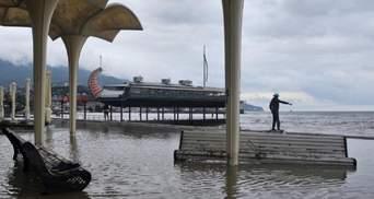 Масштабні повені у Криму: окупанти оцінили розмір збитків