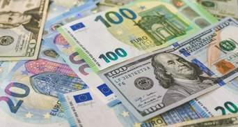 Курс валют на 24 июня: Нацбанк установил новую стоимость доллара и евро