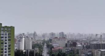 Спасатели сообщили, когда в Киеве уляжется пыль