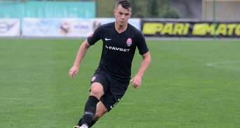Лидер Зари может продолжить карьеру в клубе Луческу-младшего