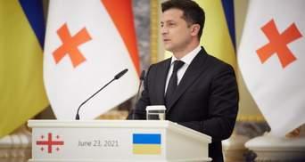 Черное море должно быть безопасной акваторией, – Зеленский очертил задачи для Украины и НАТО
