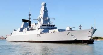 """Россия заигралась в этом инциденте, – Бабин об """"обстреле"""" британского корабля"""
