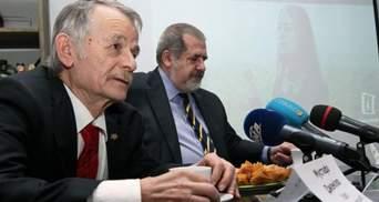Росія повинна пустити в Крим Джемілєва і Чубарова, – резолюція ПАРЄ
