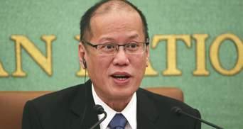 Помер колишній президент Філіппін Акіно