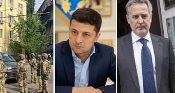 Главные новости 24 июня: обыски у Медведчука, интервью Зеленского, олигархи под санкциями