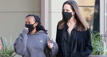 Дочь Анджелины Джоли чувствовала проявления расизма после операции