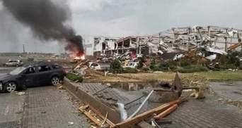 Жахливий торнадо в Чехії: кількість постраждалих зросла вдвічі