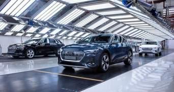Audi прискорює перехід на виробництво електромобілів