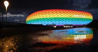 УЄФА почав розслідування через скандальний матч Євро-2020 Німеччина – Угорщина