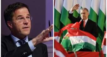 """""""Угорщині більше немає місця в ЄС"""": у Нідерландах відреагували на закон щодо ЛГБТ"""