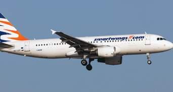 Літак з Чехії екстрено сів у Хорватії через повідомлення про бомбу