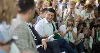 """""""Слуги"""" планируют масштабный форум: пригласят Зеленского и 7 тысяч депутатов"""