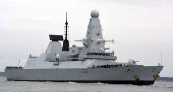 "Мнимая победа: как Великобритания унизила Путина из-за эсминца ""Дефендер"""