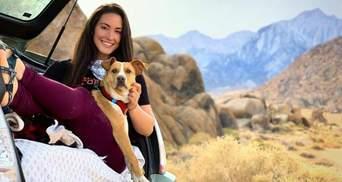 Собака переслідував жінку, поки та його не всиновила: зворушлива історія з фото