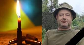 В ООС назвали имя героя, который получил смертельное ранение на Донбассе: фото