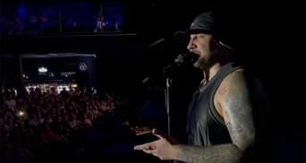 С нарушением карантинных норм: скандальный рэпер Баста дал концерты в Киеве