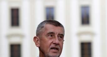 Прем'єр Чехії впевнений, що Росія причетна до вибухів у Врбетіце