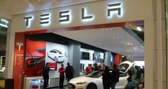 Tesla отзывает почти 300 тысяч автомобилей в Китае: известна причина