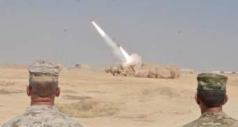 Бомбардировщики США атаковали проиранские силы на границе Ирака и Сирии