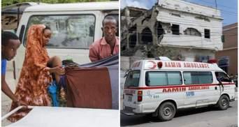 Очередной теракт в Сомали: погибли по меньшей мере 7 человек и сам террорист-смертник