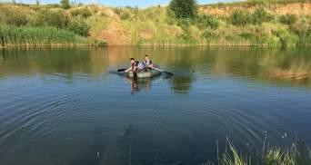 Нырнул и исчез: на Львовщине утонул 11-летний мальчик – фото