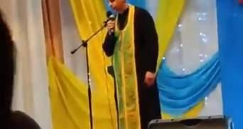 """""""Слава Україні – гі*но Росії"""": священник ПЦУ поскандалив через """"попів-сепаратистів"""""""